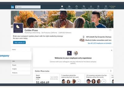 LinkedIn Adds New Staff Connection Tools Via Company Pages, New Follower Analytics Options