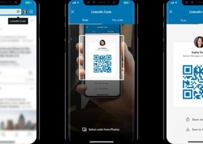 LinkedIn Adds New Translation Tools and QR Codes for Profiles