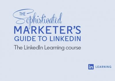 LinkedIn Launches New Course on Building a LinkedIn Presence and Utilizing its Ad Tools