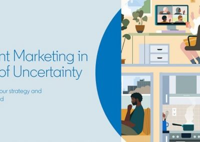 LinkedIn Publishes New Guide on 'Content Marketing in Times of Uncertainty'