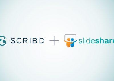 LinkedIn Sells SlideShare for eBook Publishing Platform Scribd