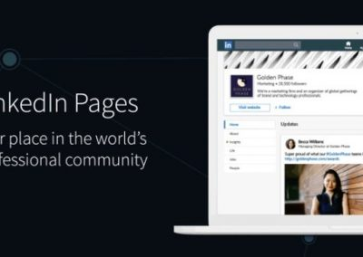 LinkedIn Unveils its New LinkedIn Pages, with Updated Sharing Options and Improved Management Tools