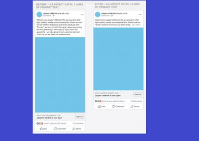 Marketers Take Note: Facebook is Changing Its Ad Format Next Month