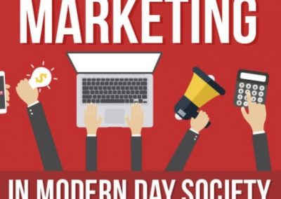 Marketing in Modern Society: Key Trends and Stats to Be Aware of [Infographic]