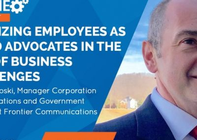 Mobilizing Employees as Brand Advocates in the Face of Business Challenges [Podcast]