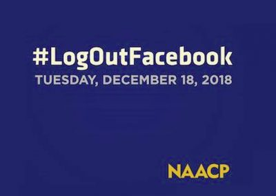 NAACP Calls on Members to Boycott Facebook in Protest Over Political Interference