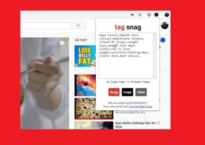New Tool Shows Tags for Any YouTube Video to Help Improve Your YouTube SEO