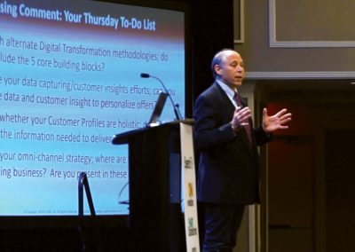 On the SceneCRM Evolution: CRM Still Faces Challenges, Most Speakers Agree