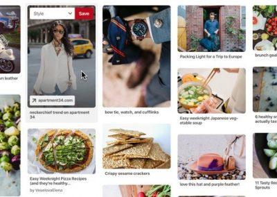 Pinterest Adds One-Click Saving from Desktop