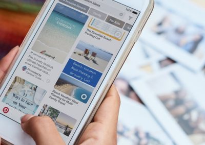 Pinterest Adds Search Ads to Their Self-Serve Platform, Providing New Opportunities