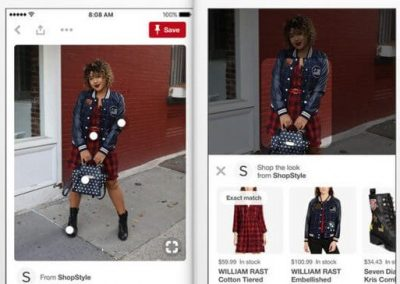 Pinterest Expands eCommerce Potential with Automated 'Shop the Look' Pins
