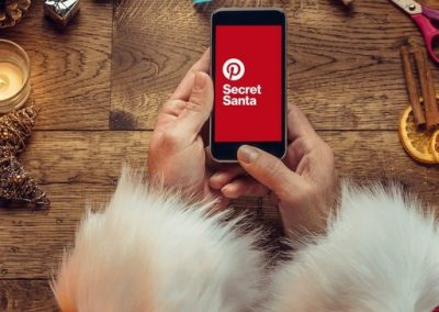 Pinterest Launches 'Secret Santa' Campaign to Drive Holiday Gift Purchases