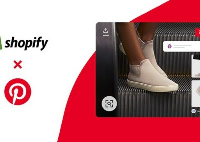 Pinterest Launches Updated Shopify Integration to Streamline the Creation of Shoppable Product Pins