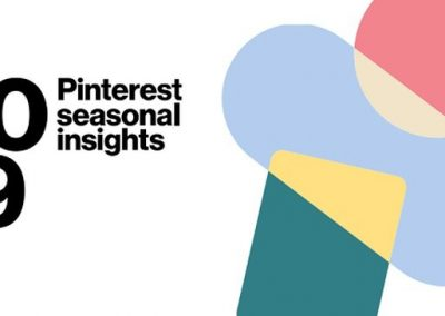 Pinterest Releases Seasonal Insights Guide for 2019