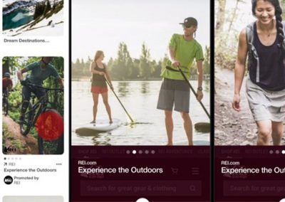 Pinterest Rolls-Out New Carousel Ad Format, Providing Expanded Brand Opportunities