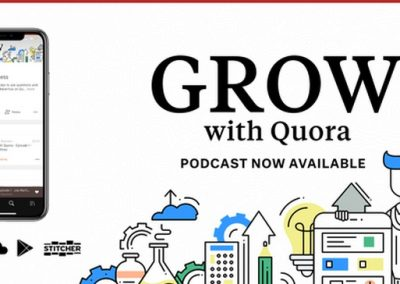 Quora Launches New Business Podcast, Google Tag Manager Integration