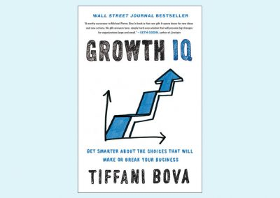 Required Reading: Competing on Customer Experience Requires a 'Growth IQ'