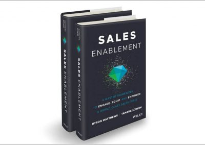 Required Reading: How to Master Sales Enablement