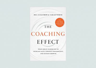 Required Reading: Replace Managing with The Coaching Effect