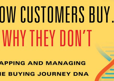 Required Reading: Understanding How Customers Buy& Why They Dont