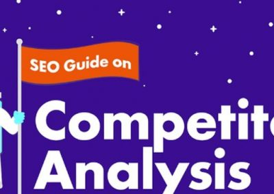 SEO Competitor Analysis: 5 Steps to Destroy Your Competition on Google [Infographic]