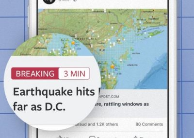 Should Publishers Use Facebook's 'Breaking News' Label?