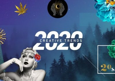 Shutterstock Outlines Rising Visual Trends of Note for 2020 [Infographic]