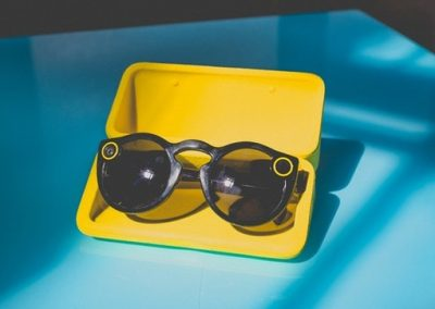 Snap Inc.'s Closing in on New Version of Spectacles, Which Could Have AR Functionality