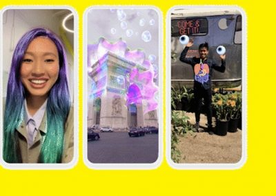 Snap Updates its Lens Studio to Make it Easier for Creators to Build Their Own AR Experiences