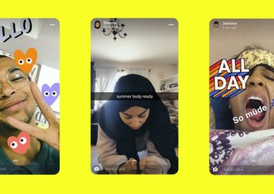 Snapchat Launches New Campaign to Highlight Its Potential for Businesses