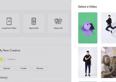 Snapchat Launches Revamped Ads Manager, Provides New Ad Options