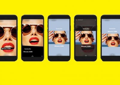 Snapchat Makes its 'Dynamic Ads', Which Simplify Product Display, Available in More Regions