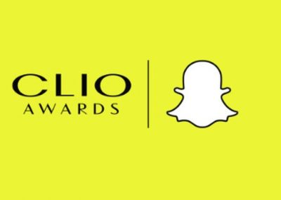 Snapchat Partners with Clio Awards to Recognize AR Advertising Campaigns