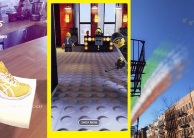 Snapchat Provides Tips for Creating Effective AR Experiences as Lens Usage Increases