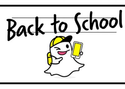 Snapchat Releases Tips on How to Use the Platform for Back to School Marketing