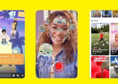 Snapchat Sees Higher Usage Amid COVID-19 Lockdowns, Outlines Key Trends of Note