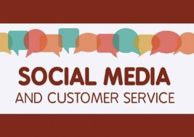 Social Media and Customer Service [Infographic]