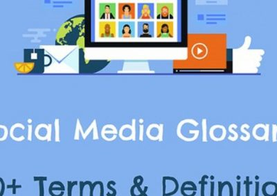 Social Media Glossary: 100+ Terms and Definitions for Online Success [Infographic]