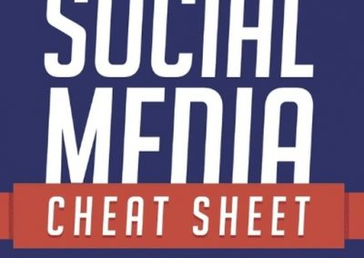 Social Media Image Size Cheat Sheet 2018 [Infographic]
