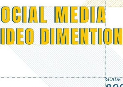 Social Media Video Dimensions 2020 [Infographic]