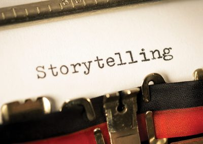 Storytelling in Business: Art, Science, Necessity