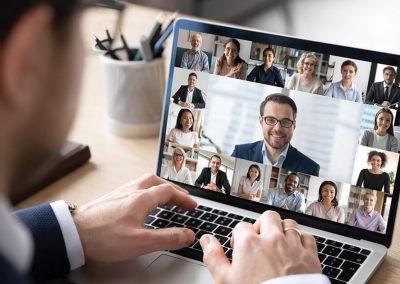 Surveys Find Shift to Virtual Events a Modest Success