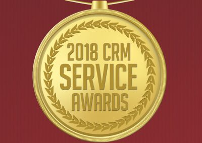 The 2018 CRM Service Awards: The Top Customer Service Software, Technology, and Leaders