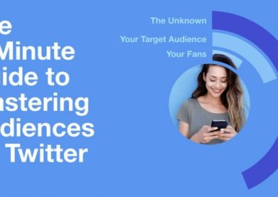 The 5 Minute Guide to Mastering Audiences on Twitter [Infographic]