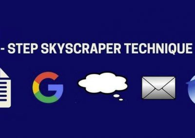 The 5-Step SEO 'Skyscraper' Technique to Steal Your Competitors Links [Infographic]