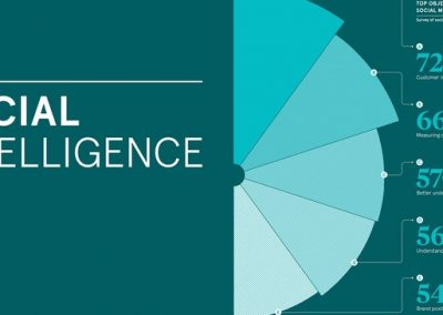 The Benefits and Challenges of Social Data Tracking [Infographic]