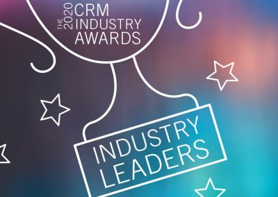 The Best CRM Software and Solutions: The 2020 CRM Industry Leader Awards