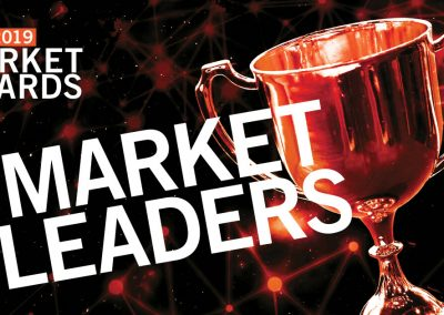 The Best Enterprise CRM Software and Solutions: The 2019 CRM Market Leader Awards
