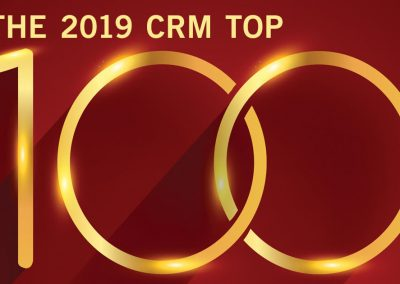 The CRM Top 100 Companies in Customer Service, Marketing, and Sales
