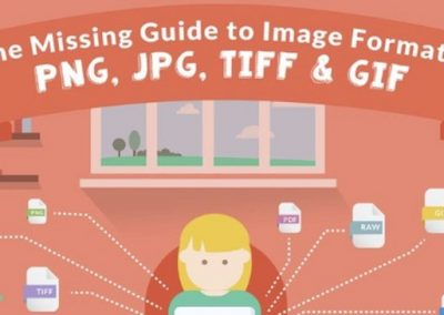 The Different Types of Image File Formats All DIY Designers Need to Know [Infographic]